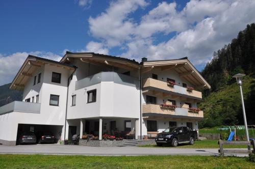 Gästehaus Holaus Mayrhofen