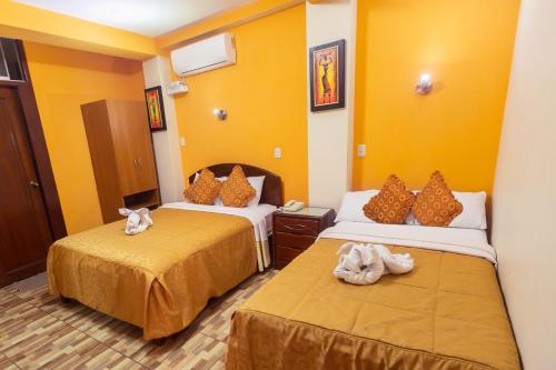 Hotel Suite Plaza Hotel Residencial