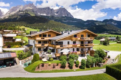 KaiserMoments - Apartment - Going am Wilden Kaiser