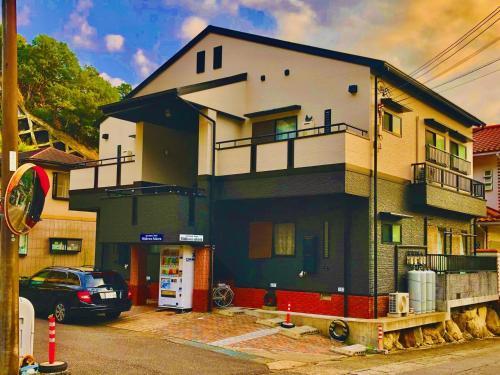. Midtown Sakura Apartment House 201アパートタイプの宿は宿泊者と接しない 安全な宿