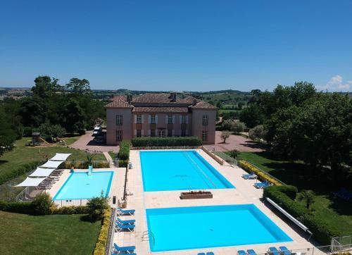 . Residence Chateau de Barbet