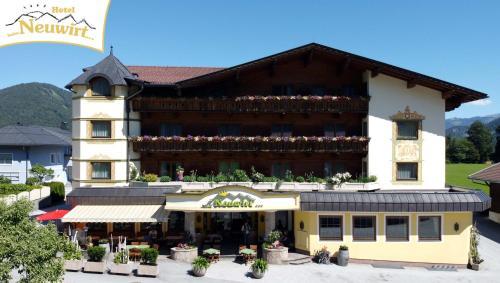 Accommodation in Brandenberg