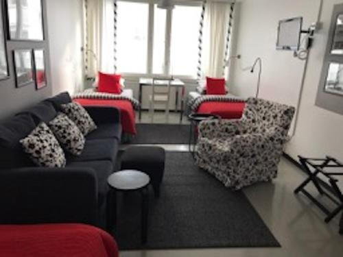 Tapulitalo Guesthouse - Accommodation - Turku