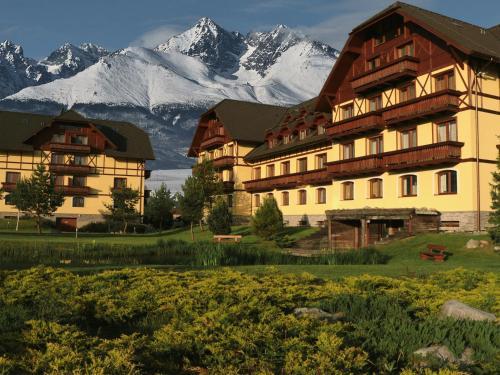 Apartmán Vysoké Tatry Lomnica A4/2 - Hotel - Veľká Lomnica