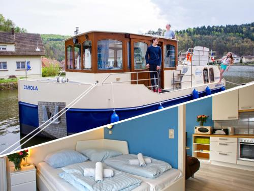 Hausboote und Apartments in Niderviller