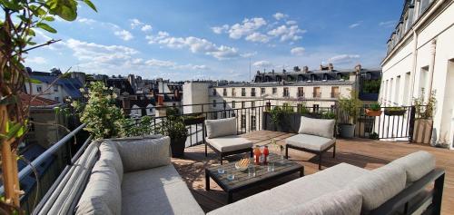 Historical Apartment - Odéon Rive Gauche - 170 m2