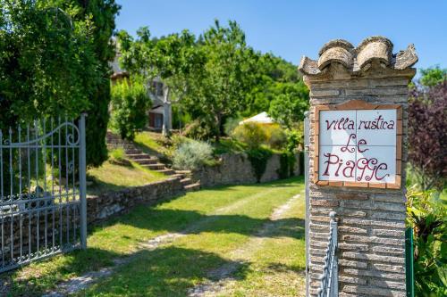 . Villa Rustica Le Piagge