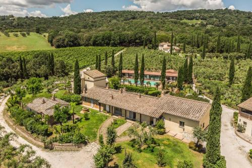 . Podernovo Country Houses in Umbria