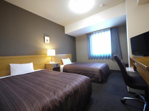 Hotel Route-Inn Obihiro Ekimae