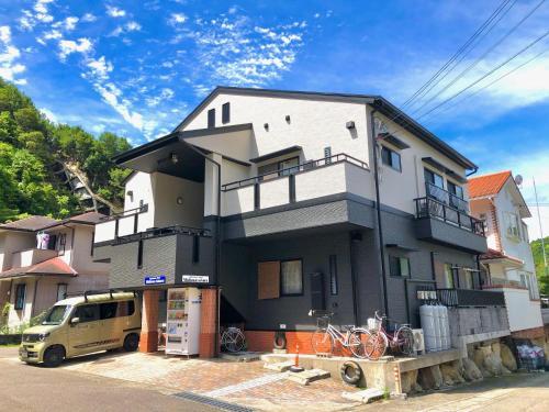 . Midtown Sakura Apartment House 102アパートタイプの宿は宿泊者と接しない 安全な宿