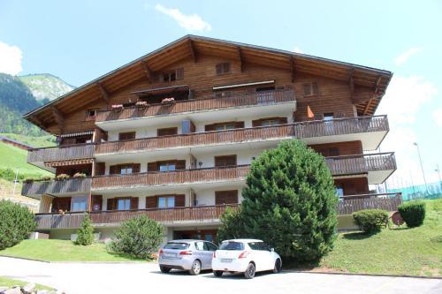 Appartement Ancien Comté - Apartment - Château d'Oex