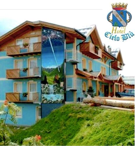 Hotel Cielo Blu (B&B) Passo Tonale