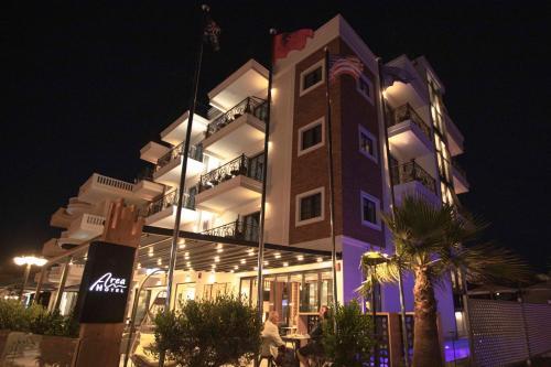 . Area Hotel