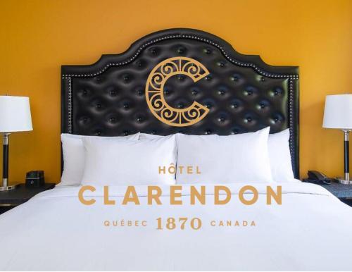 Hotel Clarendon - Quebec City