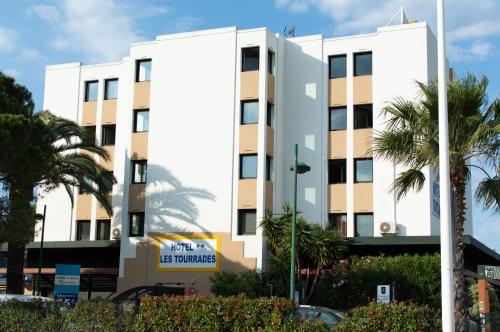 Hotel les Tourrades - Hôtel - Cannes