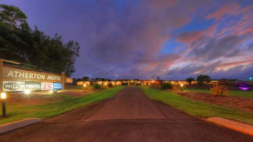 . Atherton Motel
