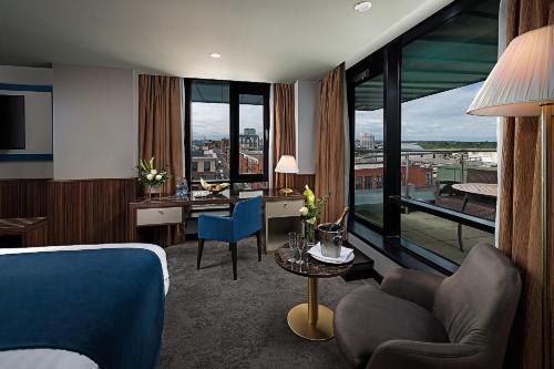 . The Savoy Hotel