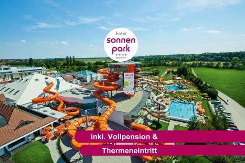 . Hotel Sonnenpark & Therme (included)