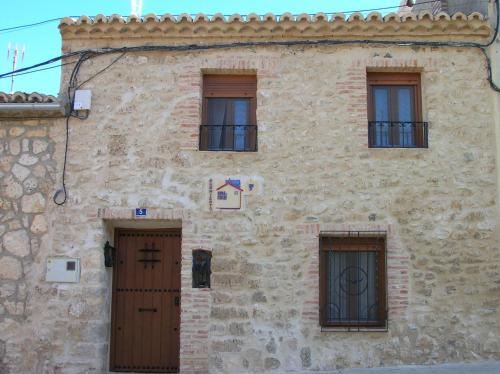. Casa Rural Sarmiento