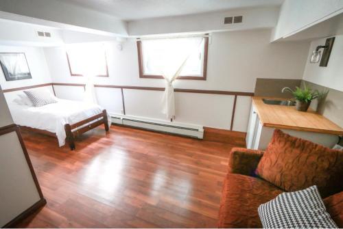 Banff's Enchanted Forest Basement Suite - Hotel - Banff