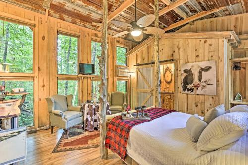 Intimate Treehouse Retreat for 2 by Mentone! - Apartment - Mentone