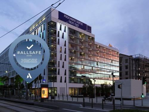 Novotel Suites Marseille Centre - Hôtel - Marseille