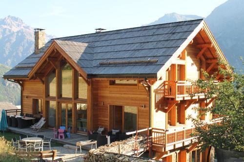 Maison Puy Saint Vincent - Chalet