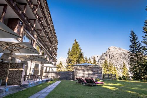 Blatter's Hotel Arosa & Bella Vista SPA Arosa