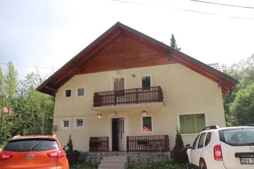 Vila Madalina - Accommodation - Predeal
