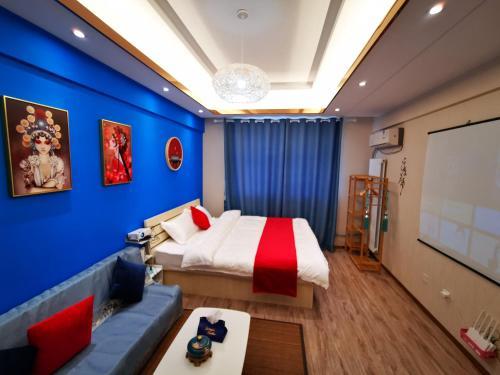. Yu Jing Xuan Boutique Apartment