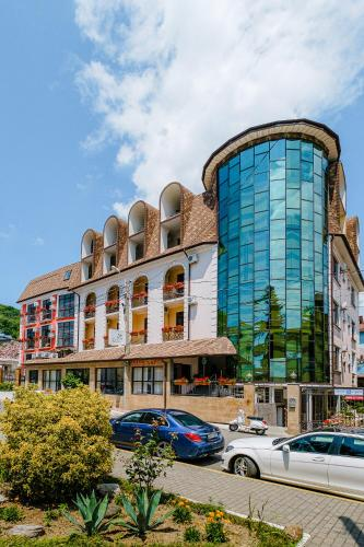 Hotel Yuzhny, Dagomys, Russia