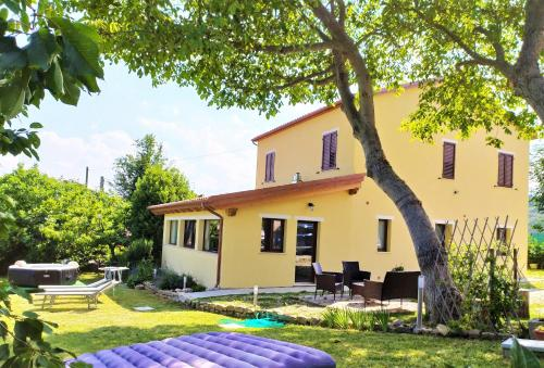 Country House Le Margherite - Apartment - Montefalcone Appennino