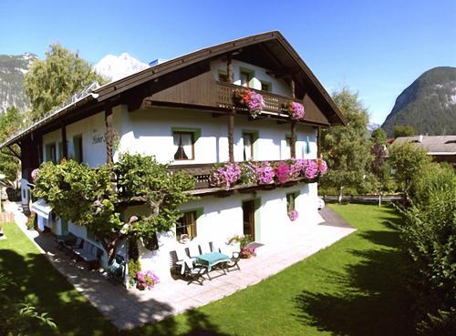Haus Hoher Sattel - Apartment - Leutasch