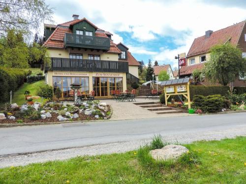 . Hotel und Berggasthaus Zum Sonnenhof