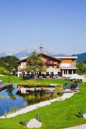 Hotel Chalets Grosslehen - Fieberbrunn