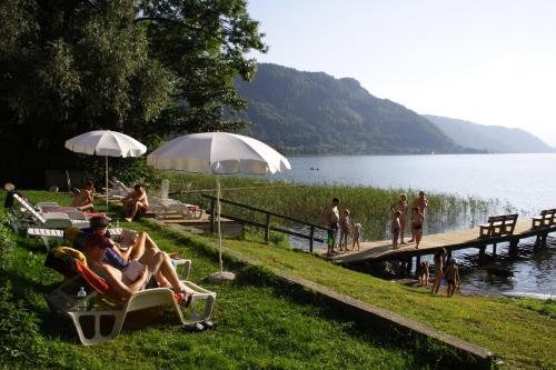 . Seehaus Karantanien am Ossiacher See