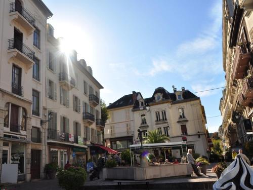 Aix Les Bains Aix Les Bains Grand Hotel The Green Guide Michelin