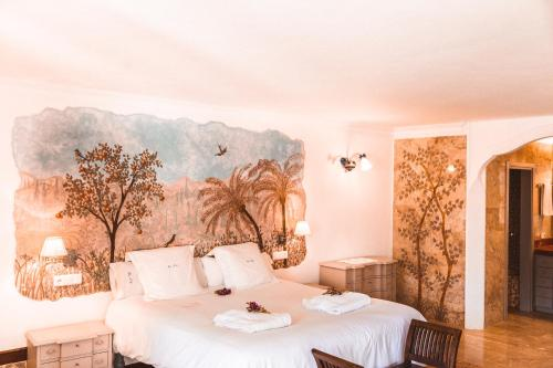 Junior Suite Premium With Terrace   - single occupancy Hotel Finca Ca N'ai - Adults Only 8