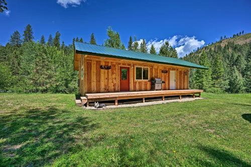 Cozy Countryside Cabin in Robie Creek Park! - Boise