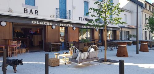 Hôtel Terminus - Hôtel - Luz-Saint-Sauveur
