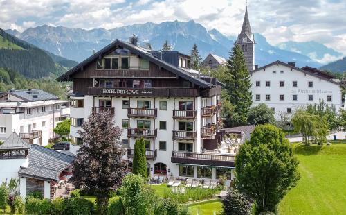 . Hotel Der Löwe LEBE FREI