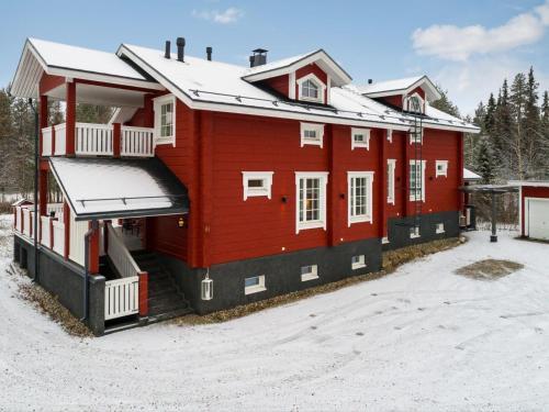 Holiday Home Kätkänlinna a1 - Levi