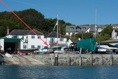 Pelyn, St Mawes, Cornwall