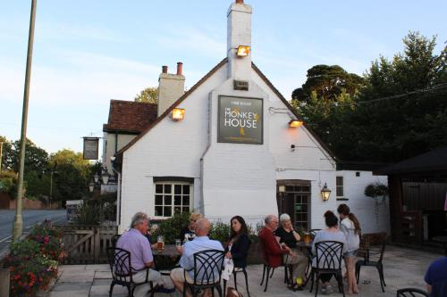 The Monkey House, Lymington