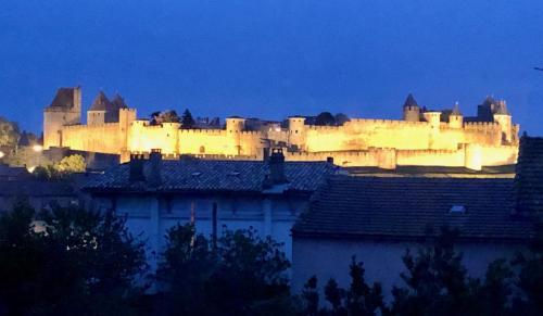 Superb views of the Medieval City - Location saisonnière - Carcassonne