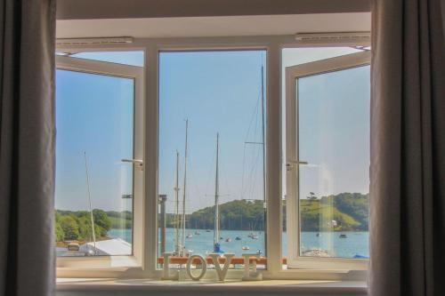 Polmaro, St Mawes, Cornwall