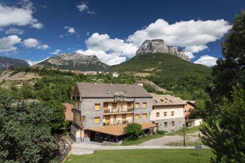 . Hotel Cinca