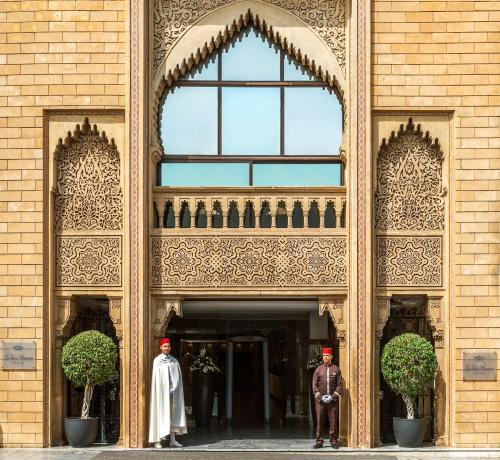 . La Tour Hassan Palace