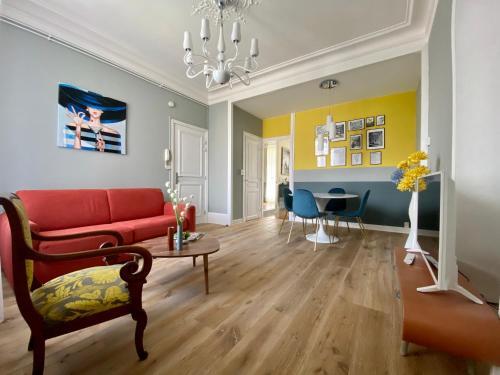 Charmant appartement au centre de Dijon - Location saisonnière - Dijon