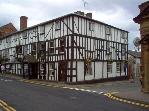 The Falcon Hotel, Herefordshire